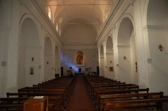 Puerta de la Ciudadela: Catedral (Interior)