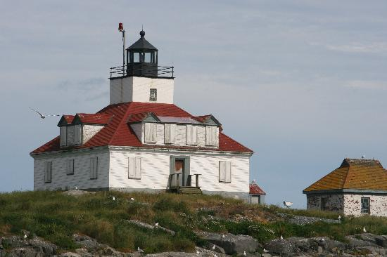 Atlantic Oceanside Hotel and Event Center: one of many lighthouses