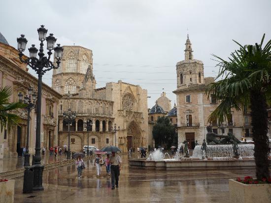 SH Valencia Palace: Casco Historico de Valencia