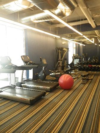 aloft Bolingbrook: Fitness Center