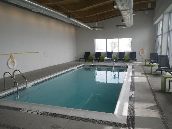 aloft Bolingbrook: Pool