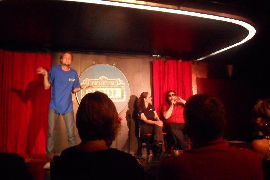LMAO Off-Broadway Comedy Show: Improv
