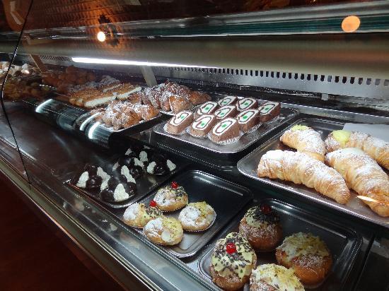 Gran Caffe Romano: Pâtisseries