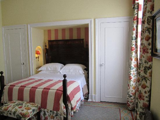 Hotel Avenida Palace: Double room +1 - bed 1