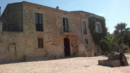 Son Sama Finca: Main Building, old house