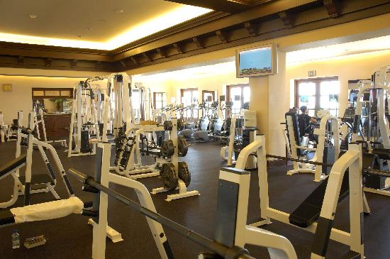 Pueblo Bonito Sunset Beach Golf & Spa Resort : Gym