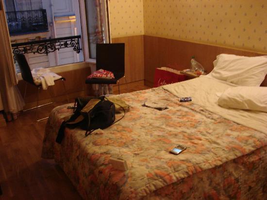 Hotel du Mont Blanc: Habitación superior