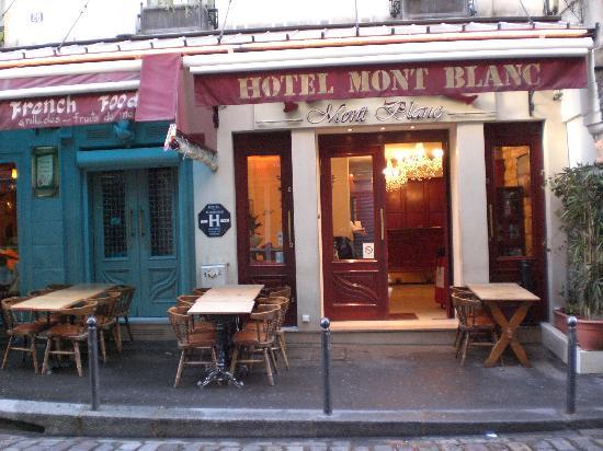 Hotel Du Mont Blanc Paris Tripadvisor