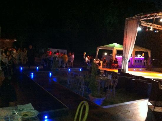 Villa Castiglione : dinner
