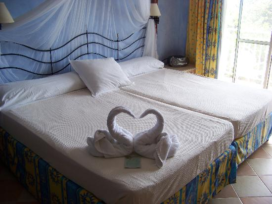 Melia Cayo Santa Maria : chambre