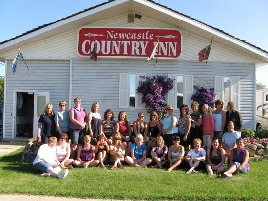 Newcastle Country Inn: Drayton Valley Ladies 20th Anniversary Trip