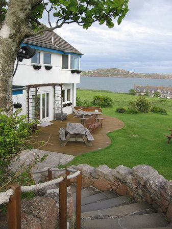St. Columba Hotel: A welcoming haven