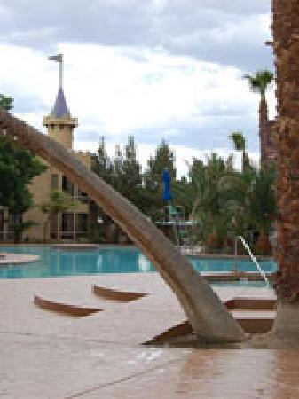 Whiskey Pete's Hotel & Casino: Whiskey Pete's Pool