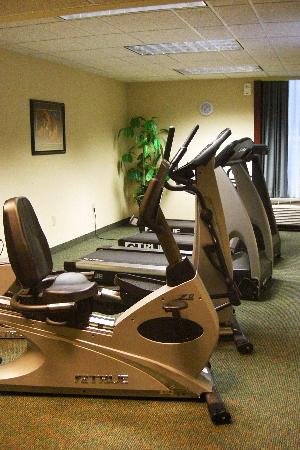 Drury Inn & Suites Houston Near The Galleria: Gym