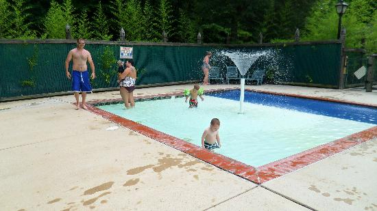 Barrier Island Station at Kitty Hawk: The Kiddie Pool