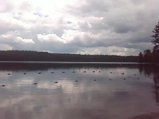 Old Forge, NY: beautiful lake