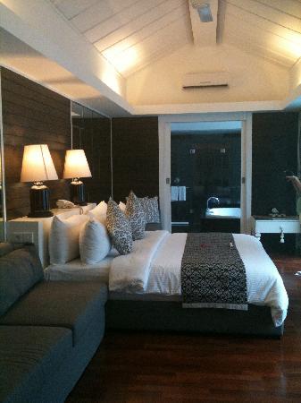 Astana Batubelig Villas : Luxurious Suite