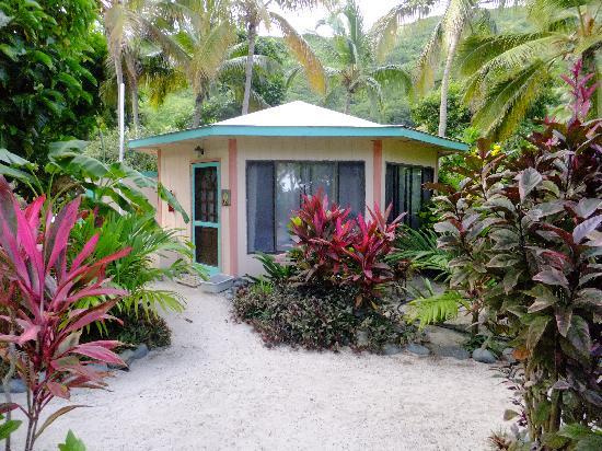 Sandcastle Hotel: garden room