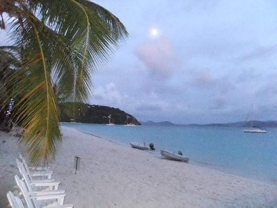 Sandcastle Hotel: all alone