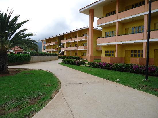 Dunes Hotel & Beach Resort: COMPLEJO DE HABITACIONES