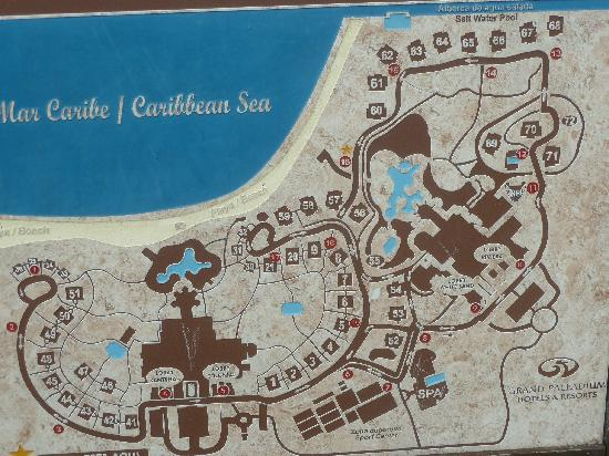 Pathways - Picture of Grand Palladium Riviera Resort & Spa, Akumal ...