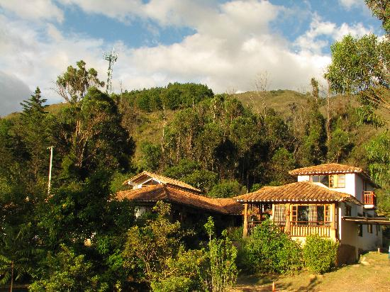 Renacer Hostal: Hostal renacer/Colombian Highlands