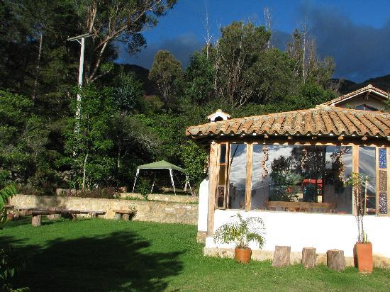 Renacer Hostal: Hostal renacer/Colombian Highlands