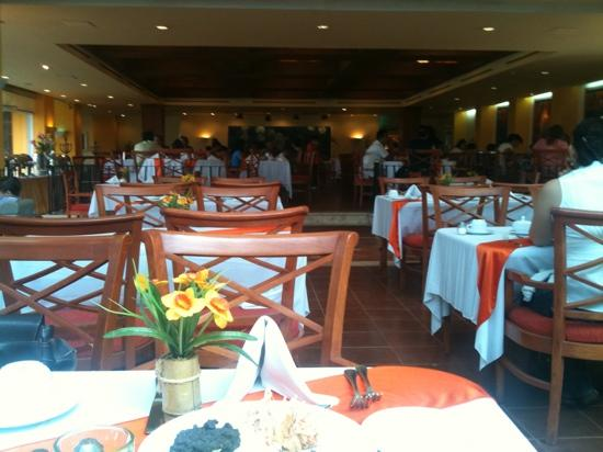 Hotel Terranova: restaurante