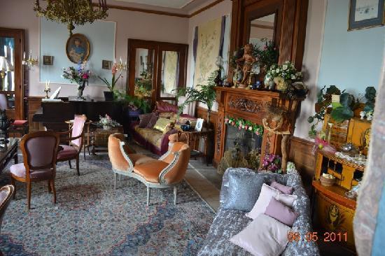 Chateau Les Hauts de la Baie du Mont Saint Michel: guest room