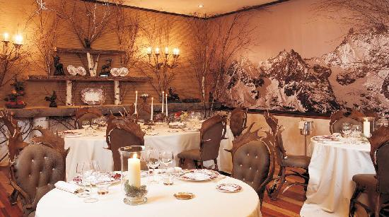 Grand Hotel Royal e Golf : Petit Royal - ristorante gourmet