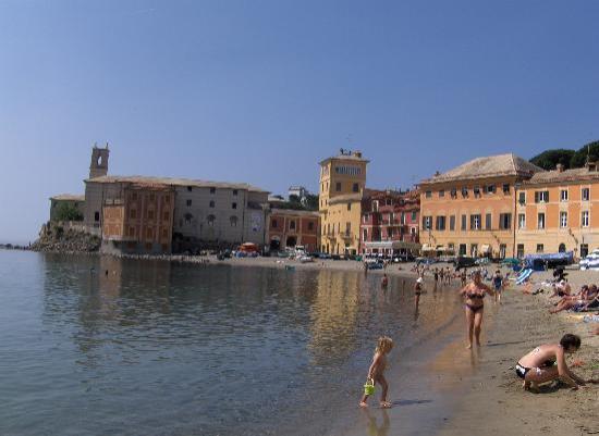 Albergo Marina: la baie du silence