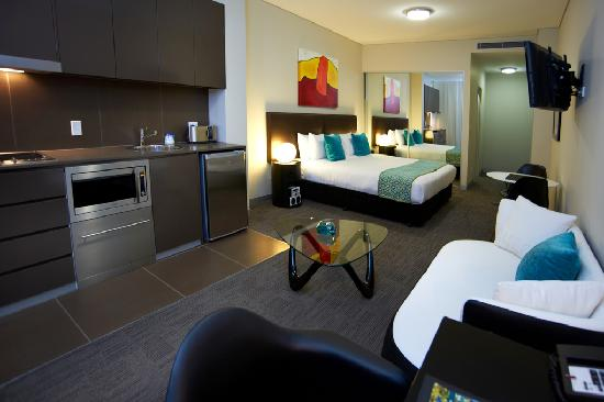 Quest Bondi Junction: Studio Apartment