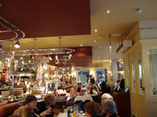 Brasserie Blanc: Great atmoshere in relaxed surroundings.