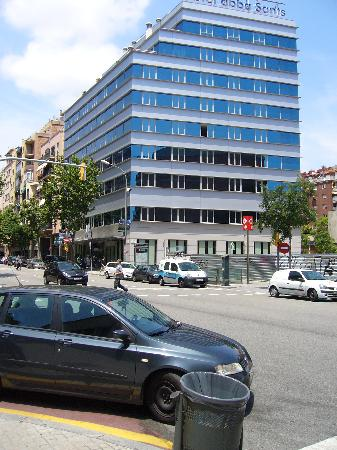 Abba Sants Hotel: The hotel