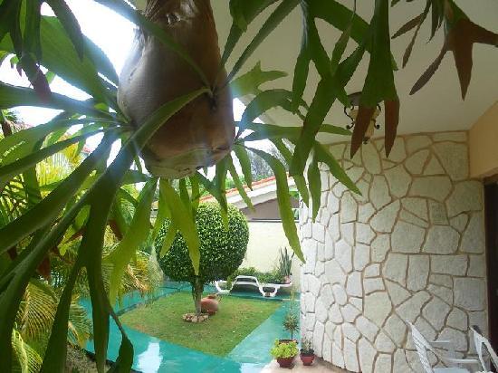 Beny's House: Garden