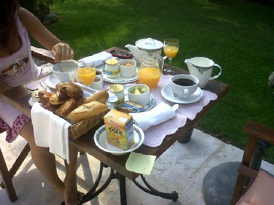 Hôtel Alain Llorca : colazione