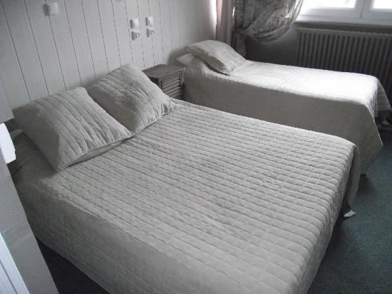Hotel de Londres : Comfortable beds