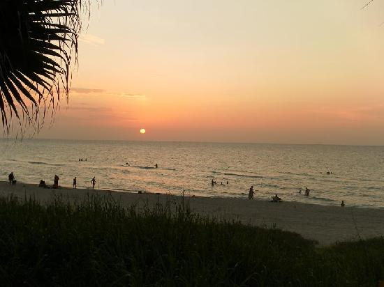 Beny's House: Varadero Beach´s Sunset