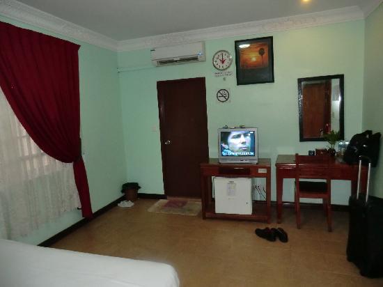 """Flamingos Hotel: """"Deluxe""""-Zimmer"""