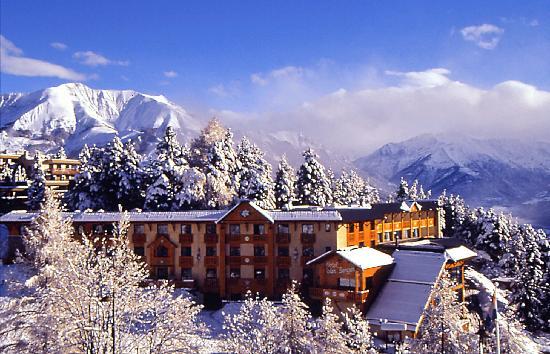 Hotel Spa Pra Loup