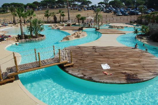 la piscine du camping picture of yelloh village les