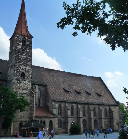 St. Jacobs Church: St.Jakob