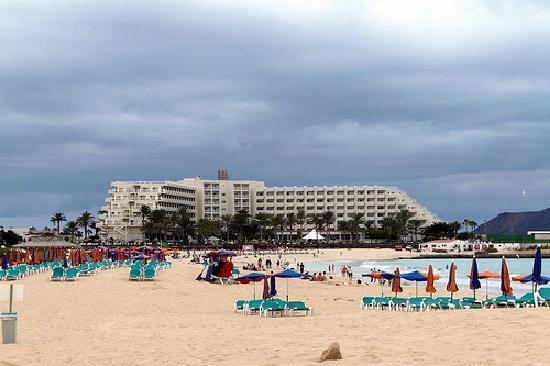 Hotel Riu Palace Tres Islas: desde la playa
