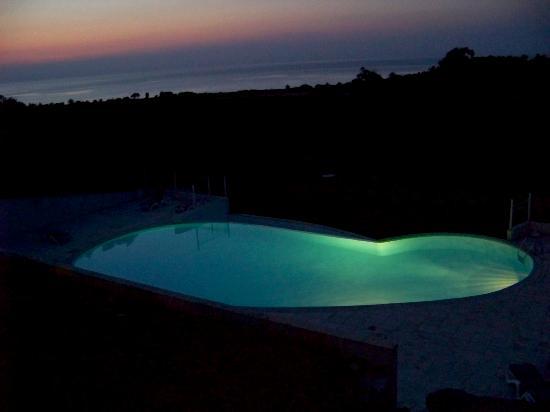 Belgodere, Франция: La piscine