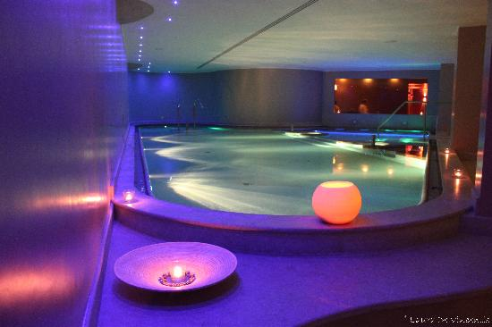 Ambasciatori Place Hotel: Tangerine Spa
