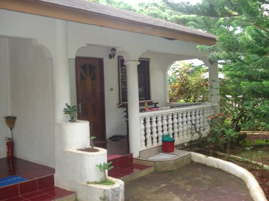 Tawala, Philippines: Bungalow