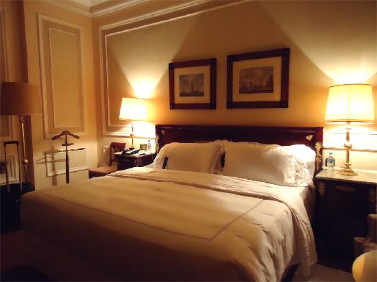 Hotel Maria Cristina, a Luxury Collection Hotel, San Sebastian: Room