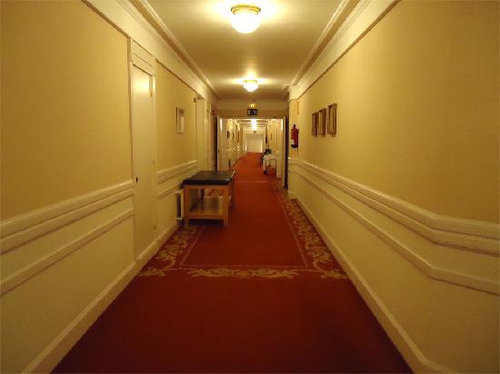 Hotel Maria Cristina, a Luxury Collection Hotel, San Sebastian: Pasillo