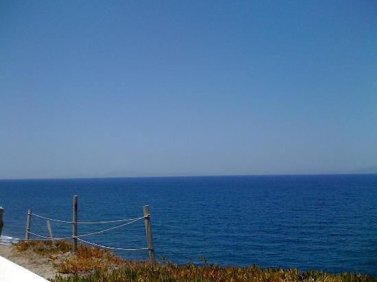 Almyra Studios: view of the Adriatic Sea