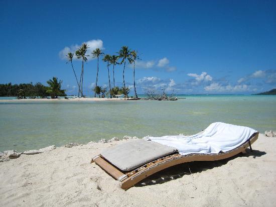 Le Taha'a Island Resort & Spa照片